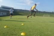 Atividade intensa do Criciúma na academia e no gramado