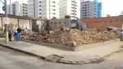 Defesa Civil suspende demolição para reforma de pavilhão