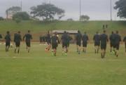 Atividade para realizar ajustes de preparação para o Brasileiro