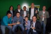 Dupla do Criciúma na seleção do Catarinense 2017