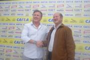 Edson Gaúcho é o novo diretor executivo de futebol do Tigre