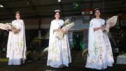 Xaianny eleita rainha da Festa do Colono de Maracajá