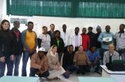 Haitianos iniciam curso de Língua Portuguesa do Unibave