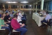 Reunião do Conselho Deliberativo no Criciúma Clube