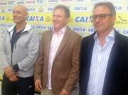Beto Campos é apresentado oficialmente no Tigre