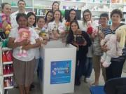 Drograria e Farmácia Catarinense faz doação de brinquedos