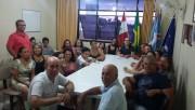 Última reunião de 2017 da Associação Beneficente Família Feliz