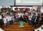 PMDB estimula a participação política da juventude catarinense