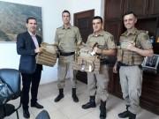 Polícia Militar de Maracajá adquire novos equipamentos