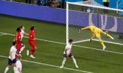Bélgica vence Inglaterra e fica em primeiro no Grupo G