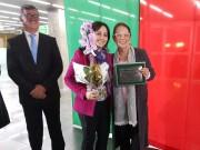 Deputada Estadual Ada Faraco De Luca recebe homenagem