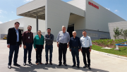 Empresa Plasson recebe Comitiva da FIESC Sul