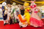 Nova Veneza encanta visitantes do Catarinafest