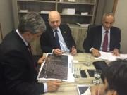 Secretaria sinaliza de forma positiva doação de área para Criciúma