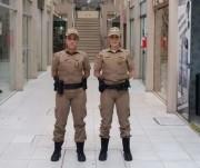 Ostensividade: Polícia Militar sempre presente nas ruas de Araranguá