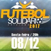 Heriberto Hülse será palco do futebol solidário 2017