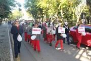 Caminhada lembra o Dia Mundial de Combate as Drogas em Içara