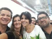 Edna participa de ato nacional do PCdoB em Porto Alegre
