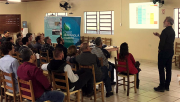 Comunidade contribui no debate sobre o futuro das águas do Extremo Sul
