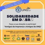 Imprensa e UNQ Import Export: o jogo da solidariedade