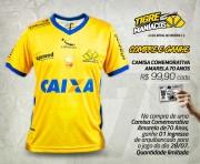 Promoção da loja do Tigre Maníacos