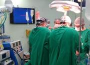 Terceira captação de múltiplos órgãos é realizada no HSJosé