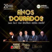 Festa Anos Dourados vai embalar Sábado de Páscoa no Grêmio Fronteira