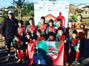 Grêmio Fronteira volta a se destacar com vice-campeonato em Içara