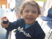 Festival de Cupcake para crianças e pré-adolescentes