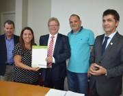 Siderópolis e Estado renovam convênio para o Transporte Escolar