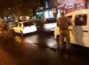 Polícia Militar segue firme com operações em Araranguá