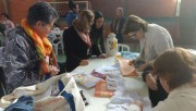 Capacitadoras dos Clubes de Mães da Afasc passam por treinamento