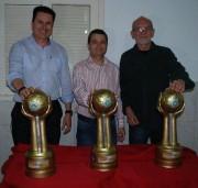 Taça Carvão Mineral é apresentada aos clubes da LARM