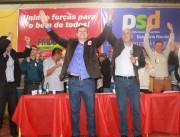 PMDB e PSD do Rincão confirmam candidatura de Jairo e Luiz Gustavo