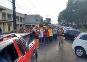 CONSEG promove passeata contra às drogas em Turvo