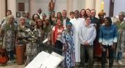 Paróquia São Donato acolhe encontro da Pastoral Afro