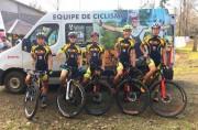 Içara conquista mais um ouro no ciclismo
