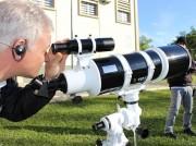 Telescópio será ferramenta de ensino nas aulas de física