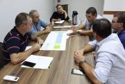Sebrae e Parque Industrial pautam reunião entre ACIVA e secretário de Planejamento