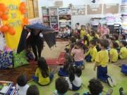 Atividades lúdicas marcam Semana Nacional da Educação Infantil