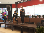 Filipe Fidélis se apresenta neste sábado no Center Shopping
