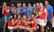 Carnaval Confete e Serpentina do Grêmio Fronteira já é um sucesso