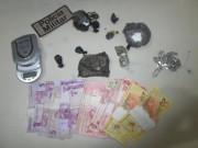 Polícia Militar de Araranguá apreende três adolescentes