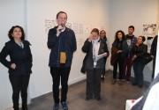 Alunos de Artes Visuais da Unesc fazem da memória obras de arte