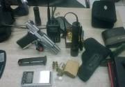 Casal suspeito de furtos e roubos é preso no Centro