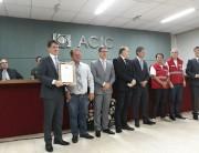 OAB recebe homenagem por fazer parte da Equipe Multi-Instituicional