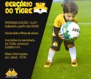 Este sábado é o dia de mais uma edição do Berçário do Tigre