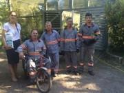 Famsid recebe doação de mil mudas da empresa Engie