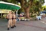 Policiamento Ostensivo nas ruas de Araranguá