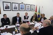 Executiva do PMDB fortalece ações de pré-campanha e avalia mapa eleitoral